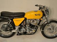 -Year: 1968-Make: Norton-Model: Commando-Sub Model: