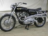 "1969 NORTON COMMANDO ""S Type"" (S Model) 750cc Matching"