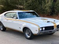 1969 Hurst Olds Real 1969 H/O - Numbers Matching
