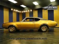 1969 Oldsmobile Cutlass. This is an absolutely amazing