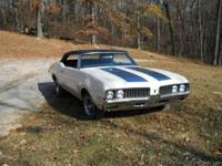 Make:  Oldsmobile Model:  Cutlass Year: