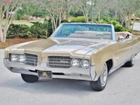 Very uncommon and very great.1969 Oldsmobile