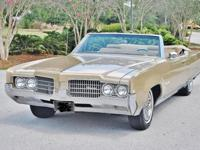 Very nice and very rare.1969 Oldsmobile Ninety-Eight