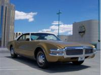 This 1969 Oldsmobile Toronado 2dr 2 Door Coupe features