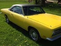 1969 Plymouth Barracuda (IA) - $21,500 54,000 miles on