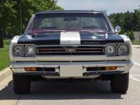 A real RS 1969 Plymouth GTX in a gorgeous tri-color