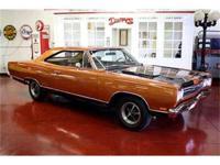 FABULOUS 2 DOOR HARDTOP NUMBERS MATC 1969 Plymouth GTX