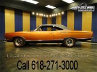 1969 Plymouth GTX for sale! This is an awesome GTX that