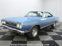 The Plymouth GTX was often known as the gentlemans