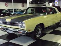 Very fine example of a Mopar Muscle Convertible!
