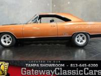 Stock #325-TPA 1969 Plymouth GTX $49,995 Engine:440 CI