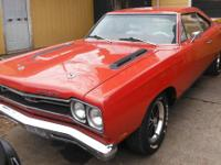 1969 Plymouth GTX & real GTX way more rare then a