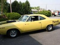 1969 Plymouth Road Runner 440 High Performance 1969