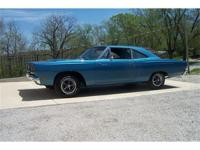 Here is a freshly restored matching #s 69 Road Runner,