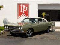 This is a Plymouth, Road Runner for sale by Park Place