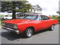 Rare Factory 4-Speed 2-Door Hardtop! 383ci V8 Dual