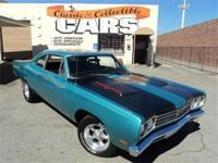 1969 Plymouth Road Runner 2-Door Coupe - 383 V8,