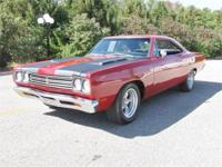 Just in is this beautiful RM23 Red Road Runner riding