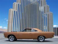 This 1969 Plymouth Road Runner 2dr Coupe includes a 440
