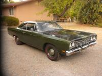 1969 Plymouth Roadrunner in very nice mostly original