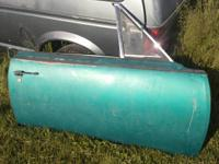 Have two 1969 roadrunner doors and a 1968 coronet door,