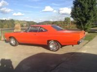 1969 Plymouth Roadrunner for sale (OH) - $22,500. 90k