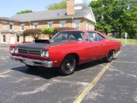 1969 Plymouth Roadrunner PLEASE READ THE WHOLE ADD.
