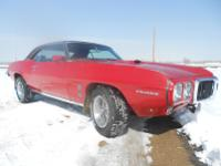 This 1969 Pontiac Firebird 400 was purchased new at