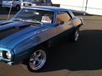 For sale is a 1969 Pontiac Firebird, body is straight