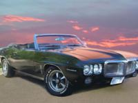 Assessed at $31,000 in 2013, this lovely 1969 Firebird