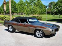 Awesome 69' Firebird! This beauty has been completely