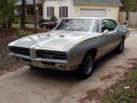 1969 PONTIAC GTO JUDGE IN ALL ITS GLORY! WE HAVE