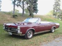 Barret Jackson Car Fully Documented