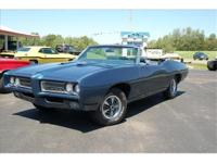 1969 GTO ConverTible For Sale 4 speed , Fun Top Down