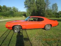 1969 Pontiac GTO Base 6.6L 400Cu. In. V8 GAS Naturally