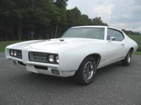 Absolutely great looking, running & driving GTO with NO