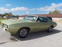 Get ready for the ride of your life with this 1969