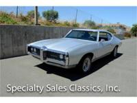 This 1969 Pontiac LeMans (Stock # B1737) is available