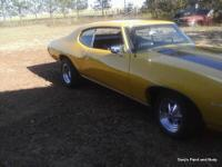 Selling or trading my 1969 Pontiac Lemans. I am looking