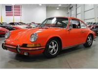 The 911E debuted in 1969 replacing the one year only