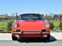 1969 PORSCHE 911T COUPE, Trans Manual 5 Speed Engine