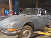 1969 Porsche 912 Karmann air-cooled 5 speed Project for