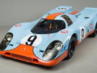 1969 Porsche 917K Chassis: 917 004 A special era in the