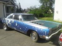 Strait car Real Roadrunner numbers correct car Not a