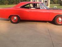 1969 Roadrunner (OH) - $43,000 OBO Under 500 miles on