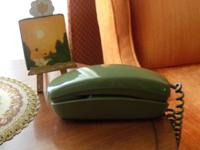 1969 Bell Trimline Rotary Phone. The phone is in great