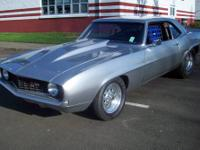 THIS IS A BEAUTIFUL 1969 SUPER PRO CAMARO - -THIS HAS A
