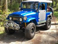 1969 Toyota Land Cruiser FJ40 Custom Original Design