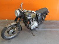 Vintage Triumph Motorcycles and Parts Galore Huge