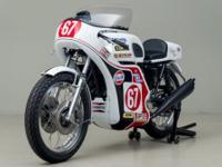 1969 Triumph Trident 750 'Slippery Sam'nVIN: